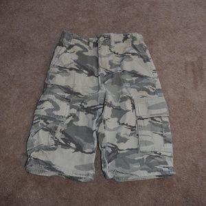 Boys Route 66 Cargo shorts size 14